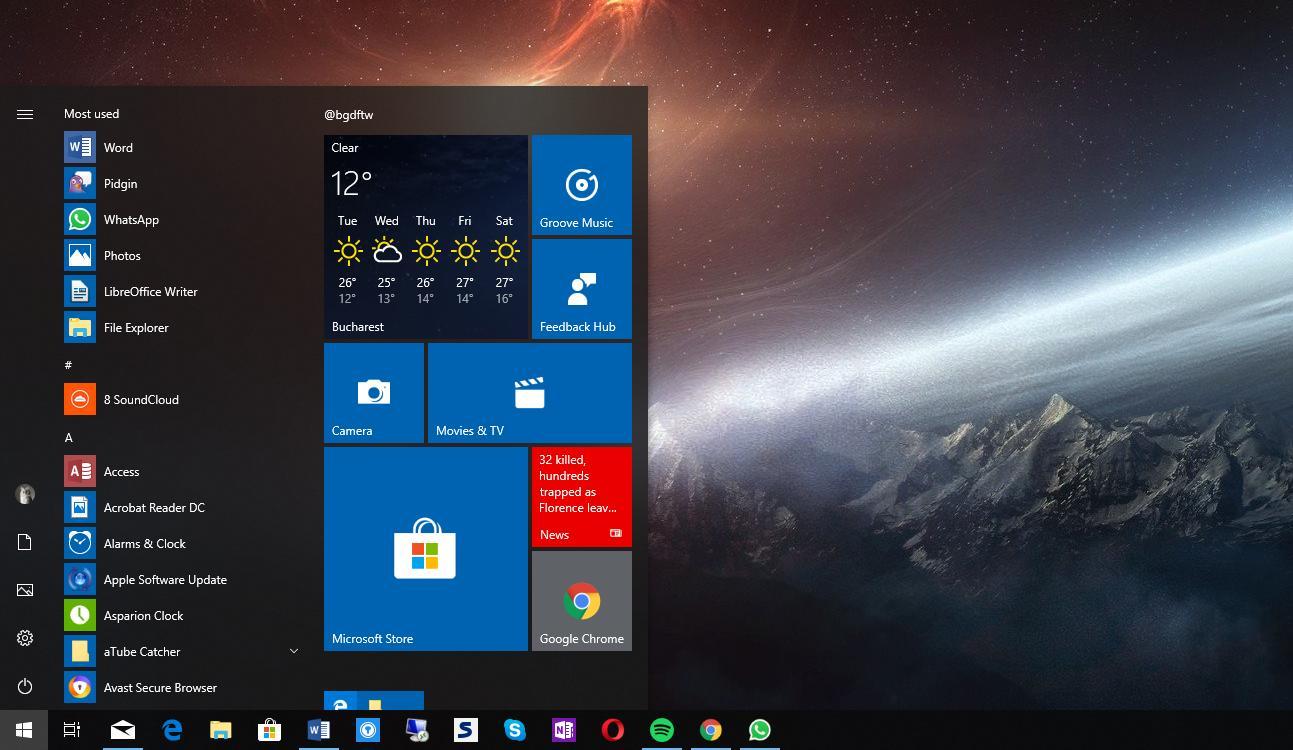 Microsoft Releases Cumulative Update KB4464218 for Windows