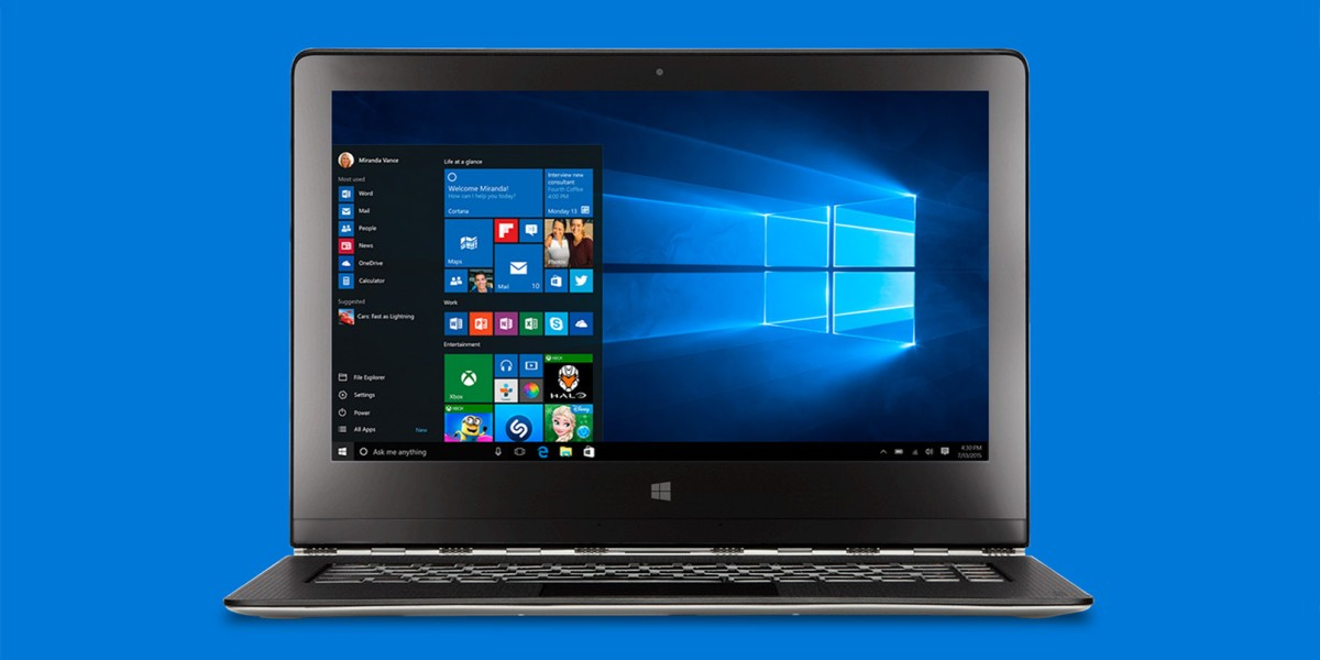 how to download and install windows 10 april update techradar