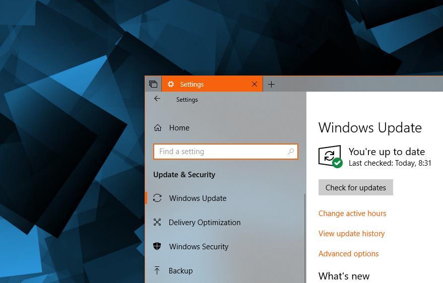 windows 10 1709 release date