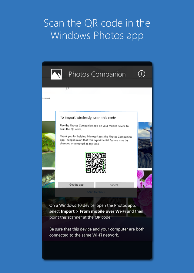 Microsoft Releases Photos App for iPhone, Android, Makes Image