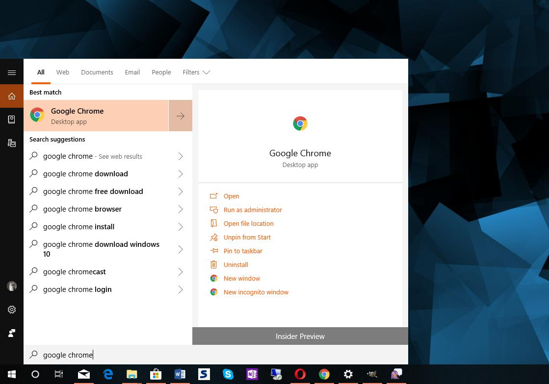 Microsoft Revamps Windows 10 Searching with Previews