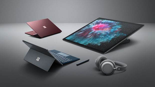 Microsoft Rolls Out May 2019 Firmware for Its Surface