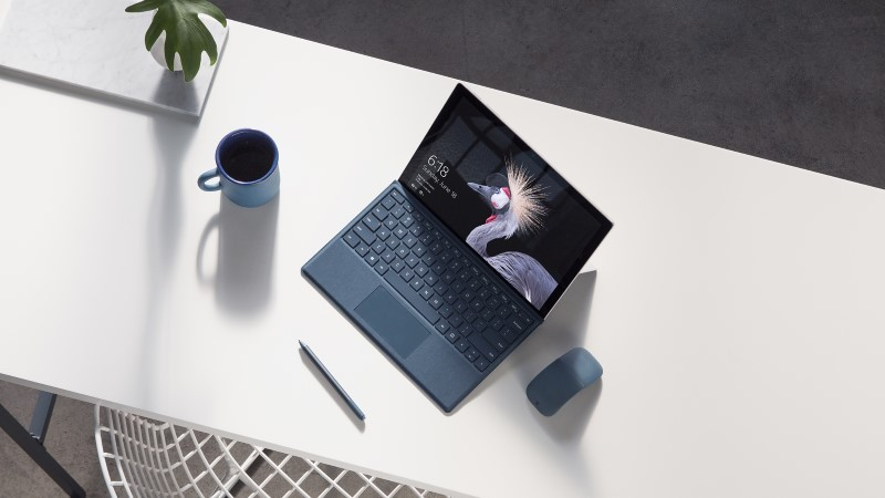 Microsoft's 2017 Surface Pro Shutting Down Unexpectedly