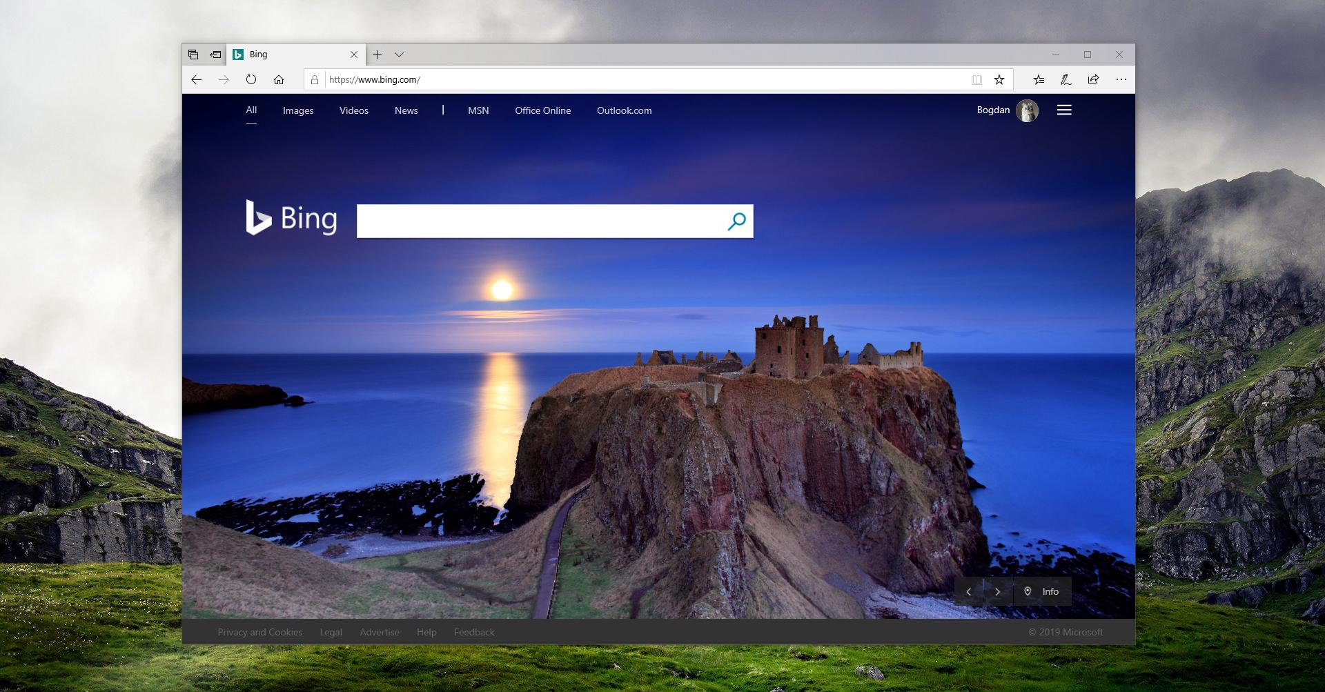 Microsoft search engine Bing blocked in China