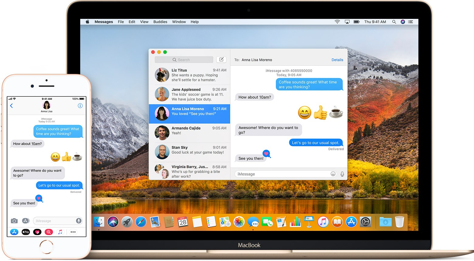 Microsoft Says It Wants to Bring iPhone's iMessage to Windows 10