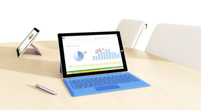 Microsoft Surface Pro 3 Receives November 2018 Firmware and