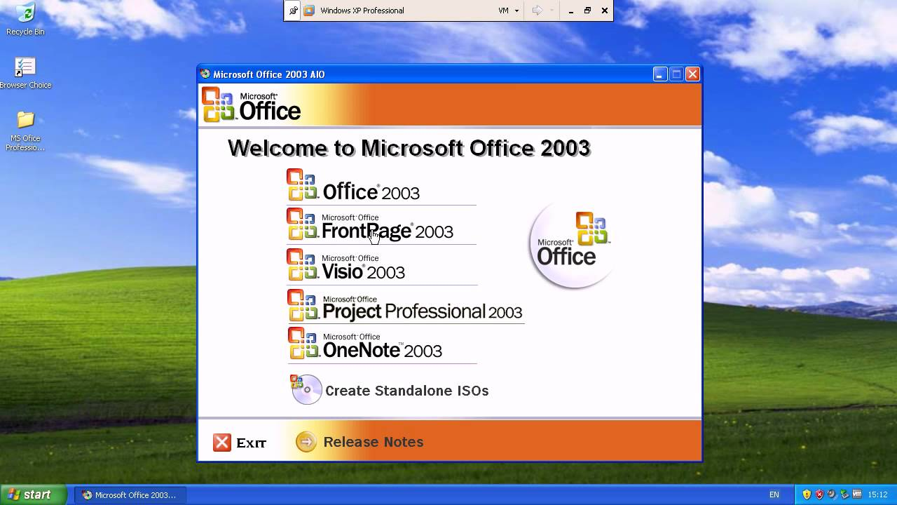 Activate Office 2007