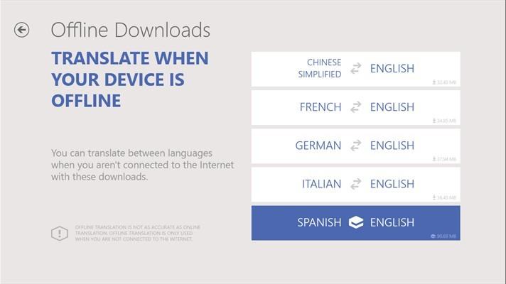Microsoft Updates Translator App for Windows Phone with Additional
