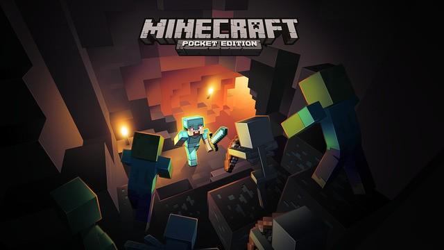 Minecraft Pocket Edition Update Lands On IOS Android - Minecraft pe kostenlos spielen pc
