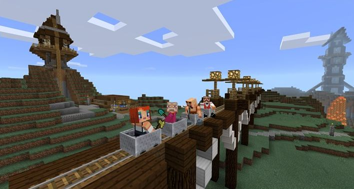 Minecraft Windows 10 Edition Beta Released As A Free Download