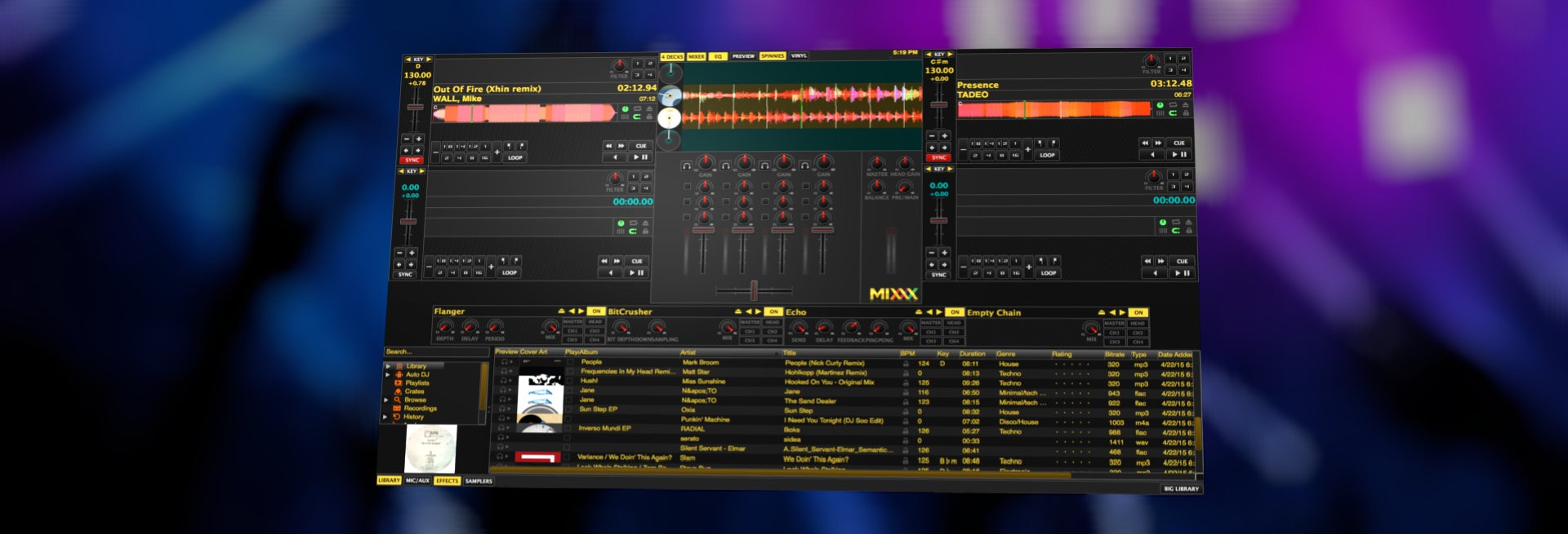 Mixxx 2 0 Open Source DJ Software Brings Better Support for