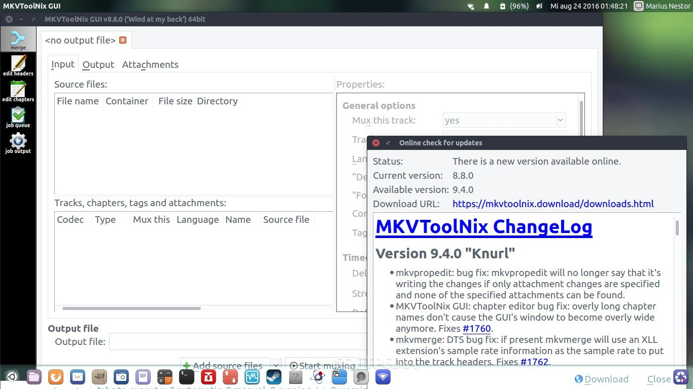 mkvtoolnix free for mac