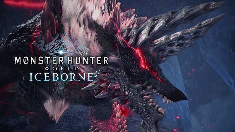 Monster Hunter World Iceborne Update Adds New Monsters End Game
