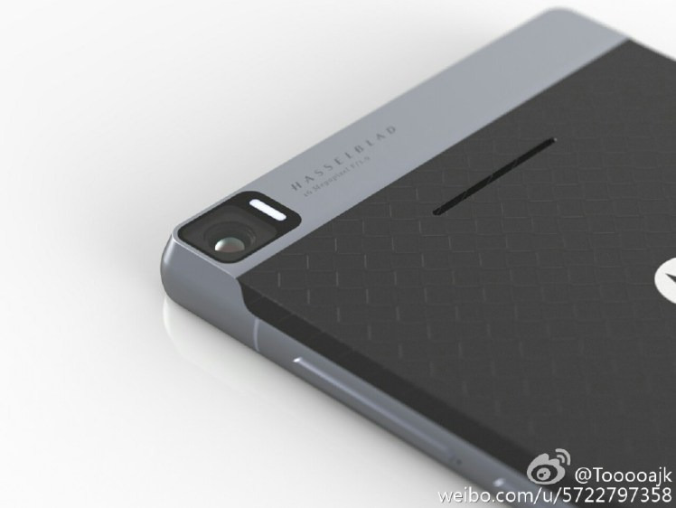 Motorola DROID Turbo 3 with 16MP Hasselblad Camera Leaks in