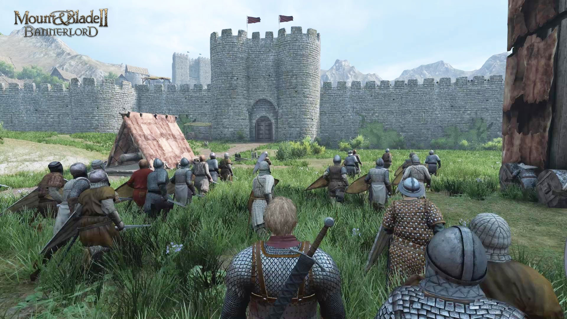 Mount Blade 2 Bannerlord Expected To Enter Early Access