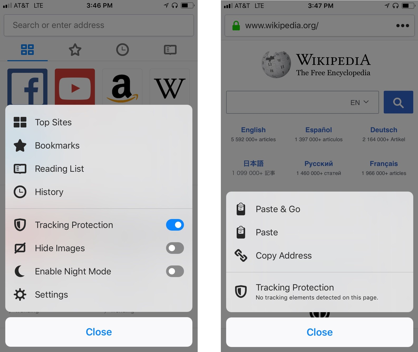 Mozilla Beefs Up Firefox for iOS with Tracking Protection ...