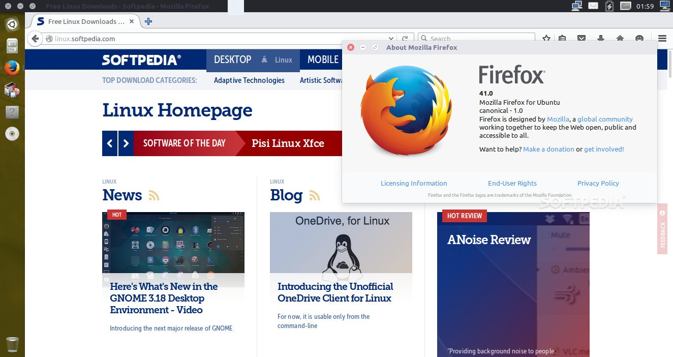 Mozilla Firefox 41 0 Lands in All Supported Ubuntu OSes, Users Urged