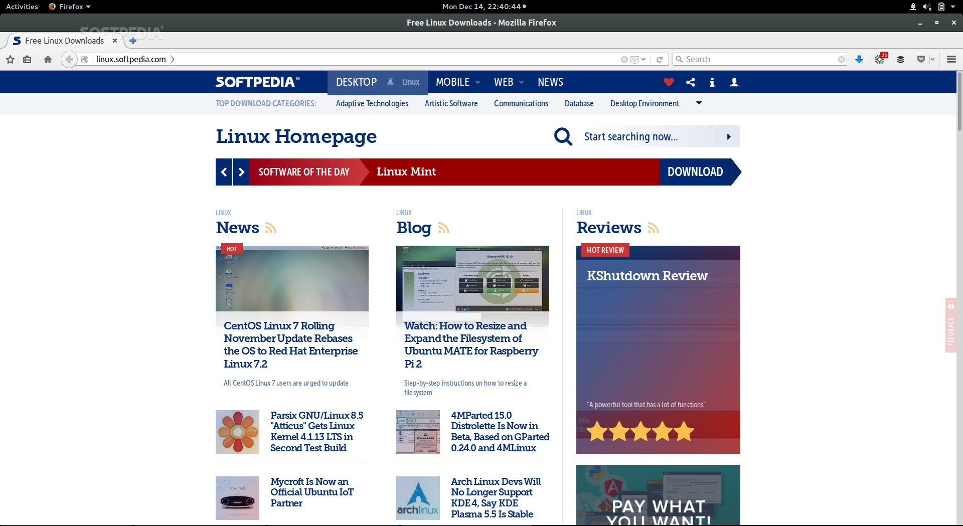Mozilla Firefox 43 0 Officially Released for GNU/Linux Without GTK3