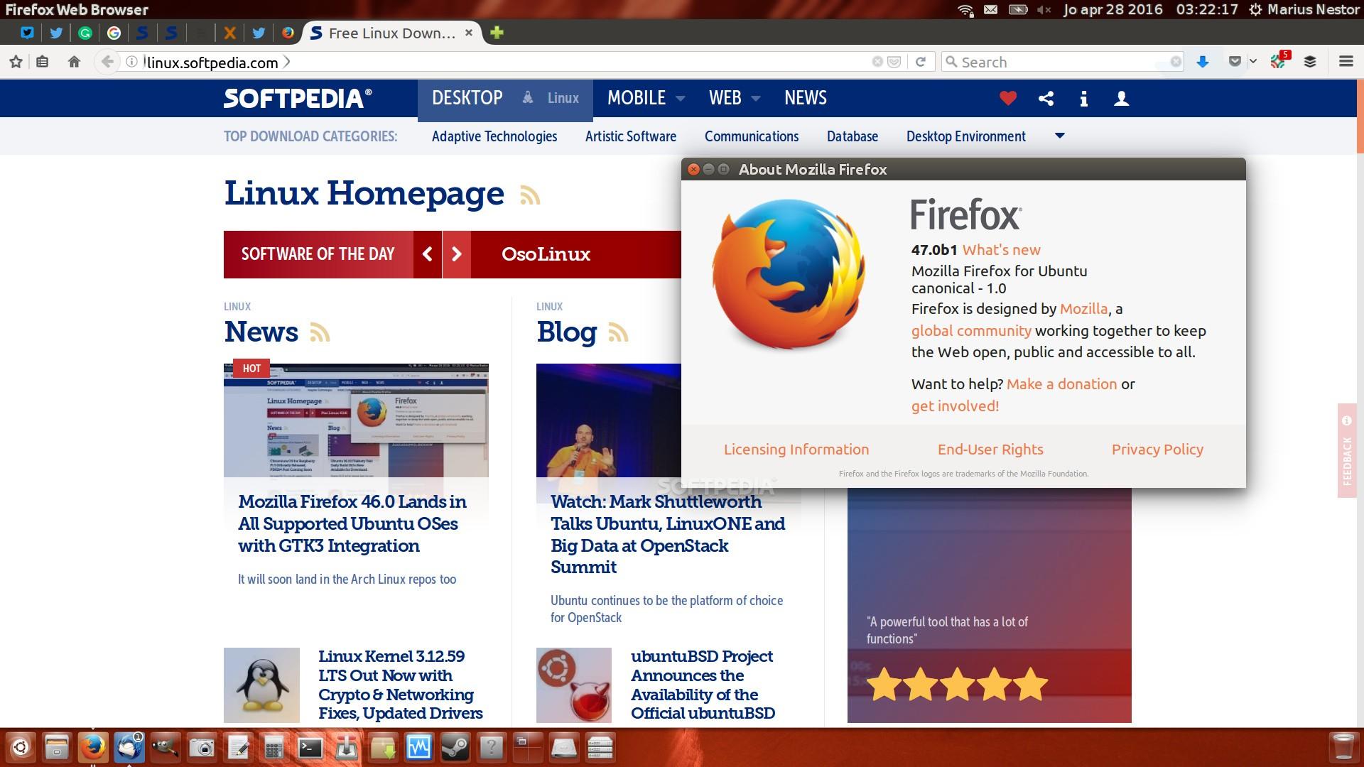 Mozilla Firefox For Mac Os X - asmerfox's blog