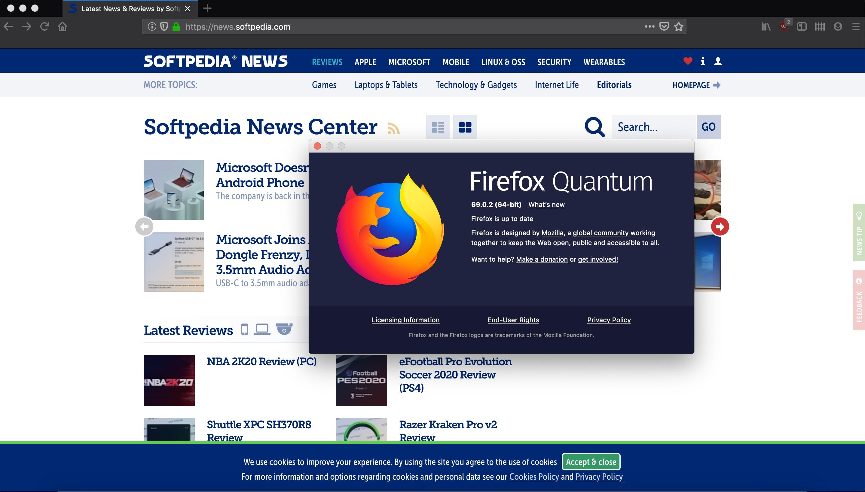Softpedia News