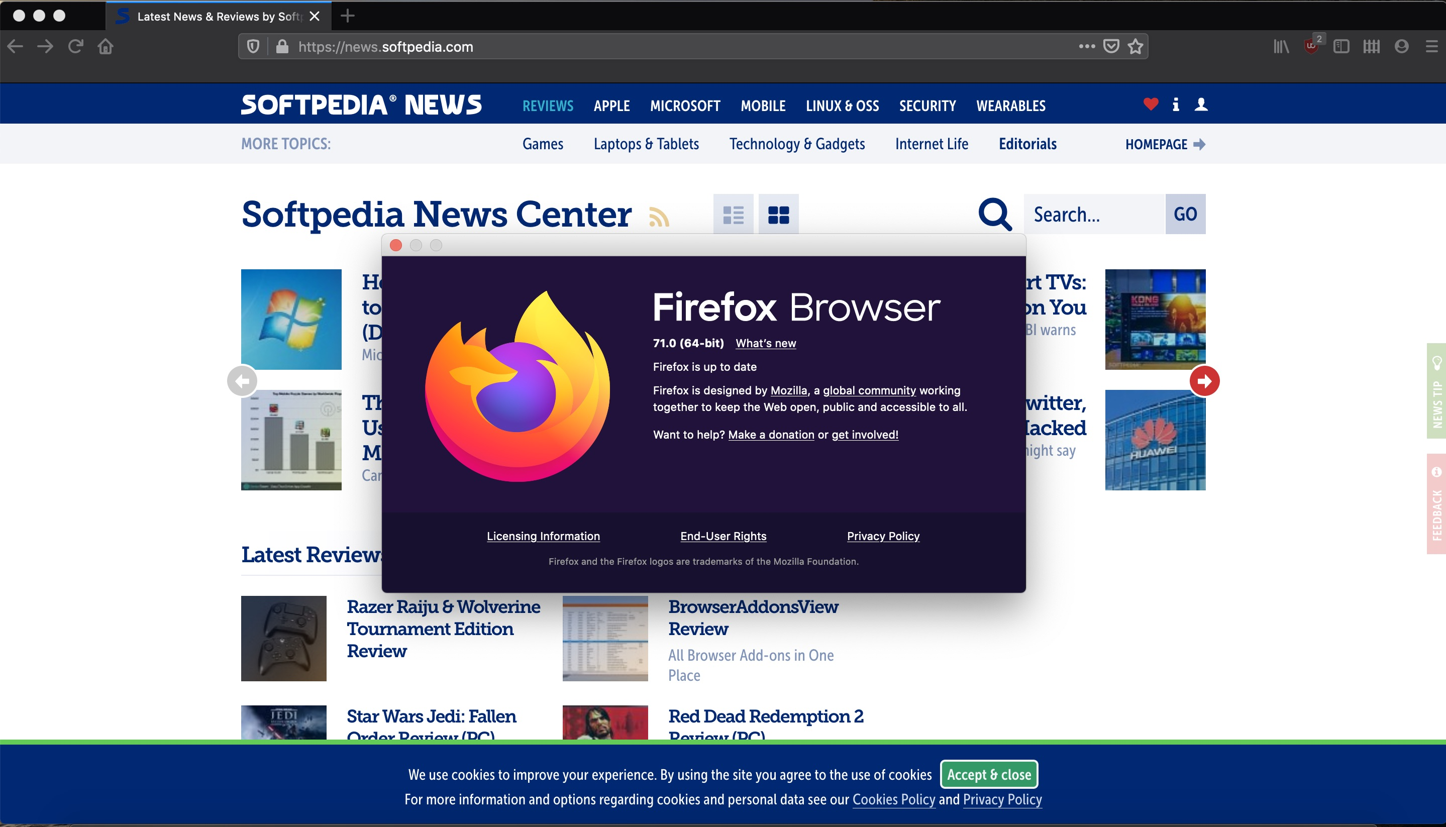 Mozilla Firefox 71 Is Now Available For
