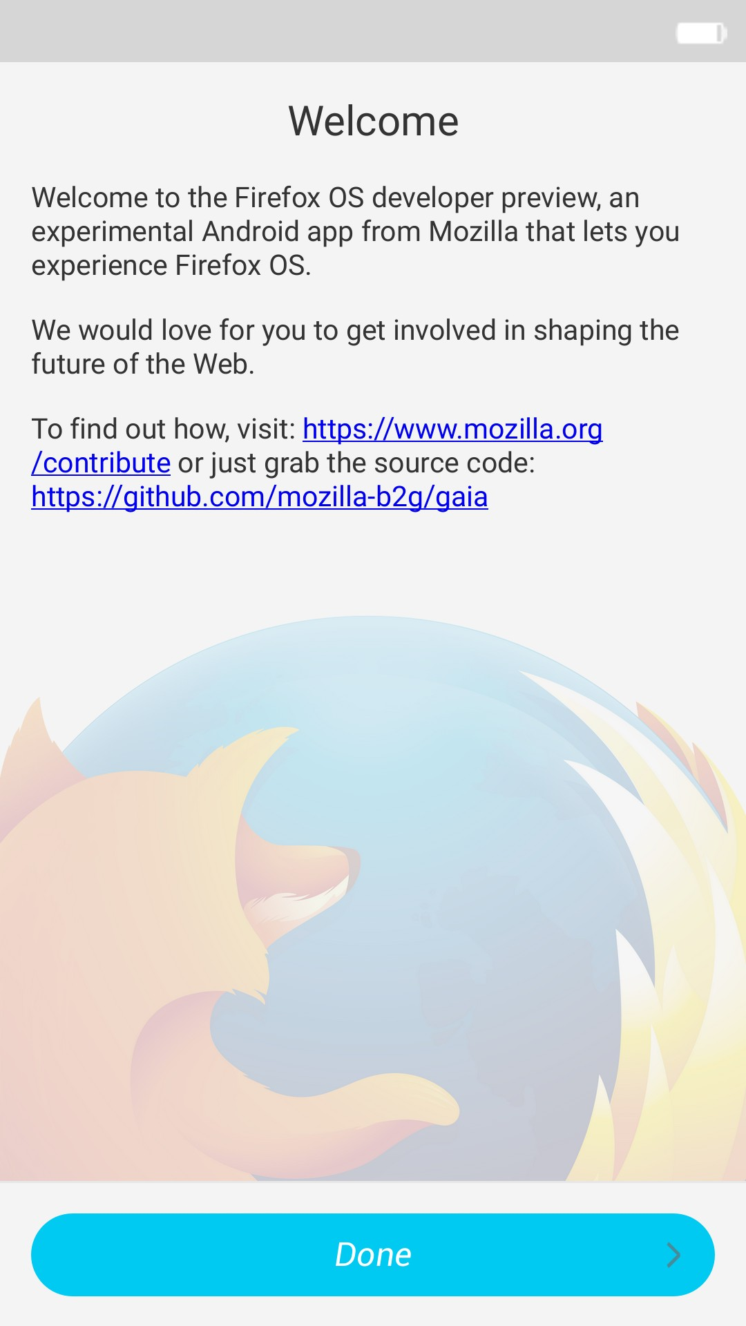 Mozilla Introduces Firefox OS 2 5 Developer Preview for