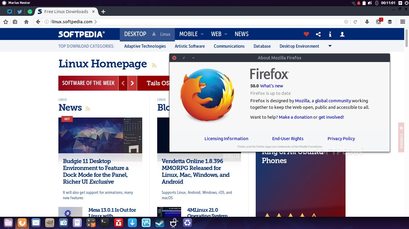 Mozilla Patches SVG Animation Remote Code Execution in Firefox and