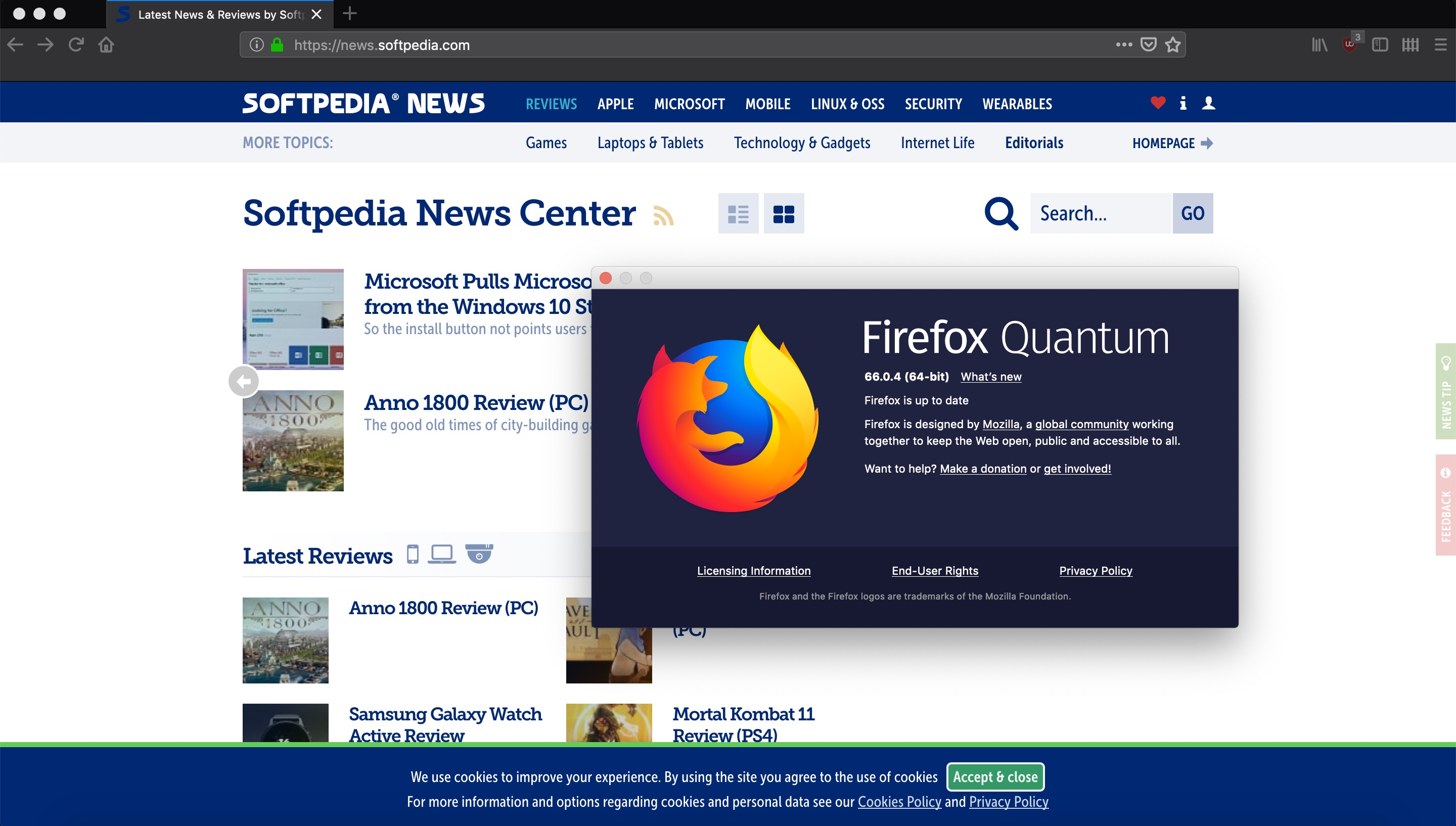 Mozilla Releases Firefox 66 0 4 for PCs and Android to Fix Major Add