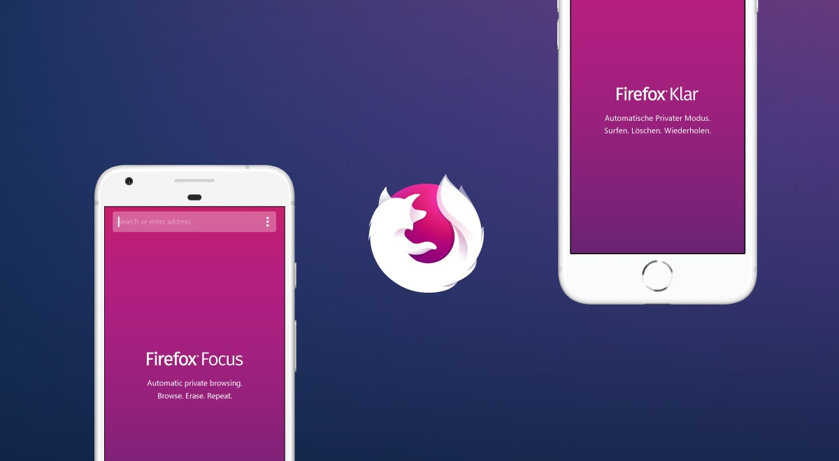 Mozilla's Firefox Focus Privacy Browser Is Now Available for