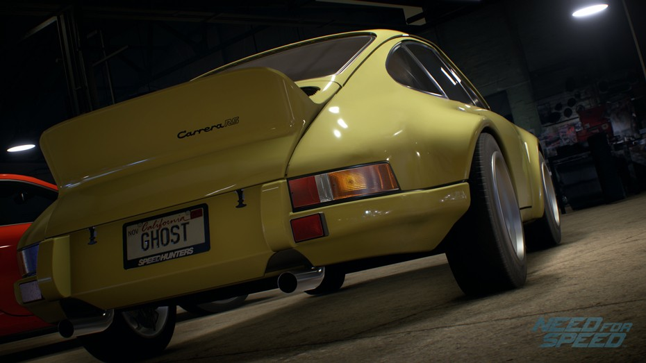 The Porsche 911 Carrera RSR In Need For Speed