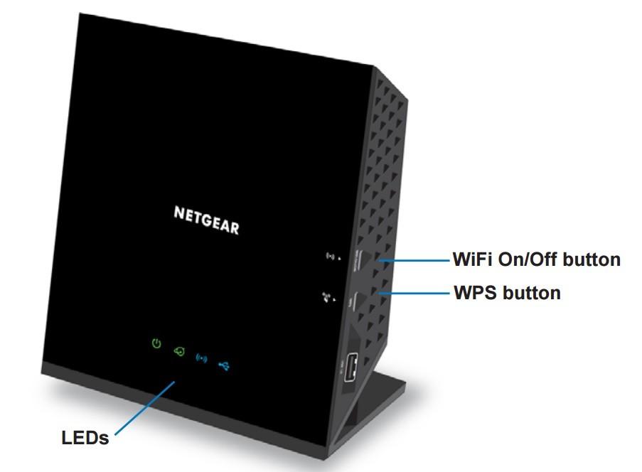 update netgear router firmware from usb
