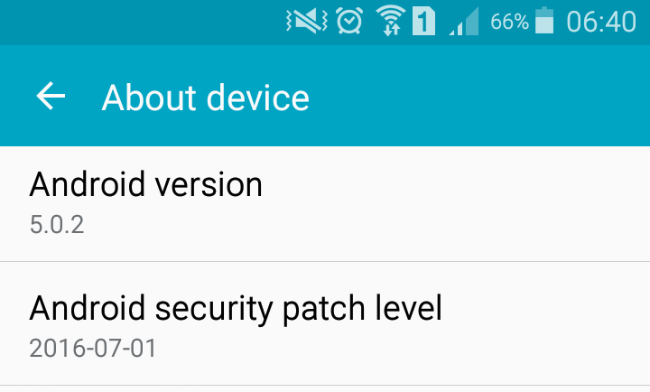 New Android Security Patch Level System Is a Convoluted Mess