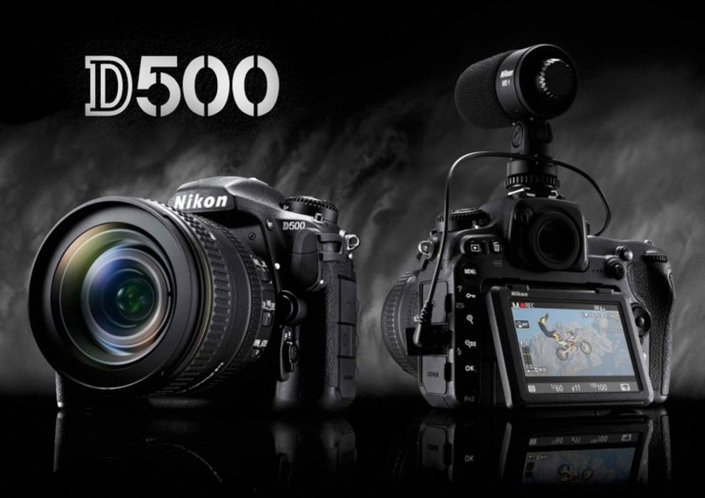 New Firmware Available for Nikon D500 Camera - Get Version 1 11