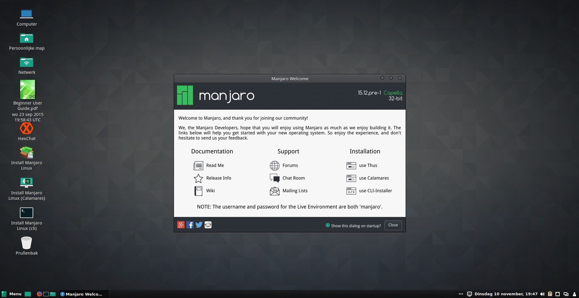 New Manjaro Linux Update Adds Linux Kernel 4 4, Latest