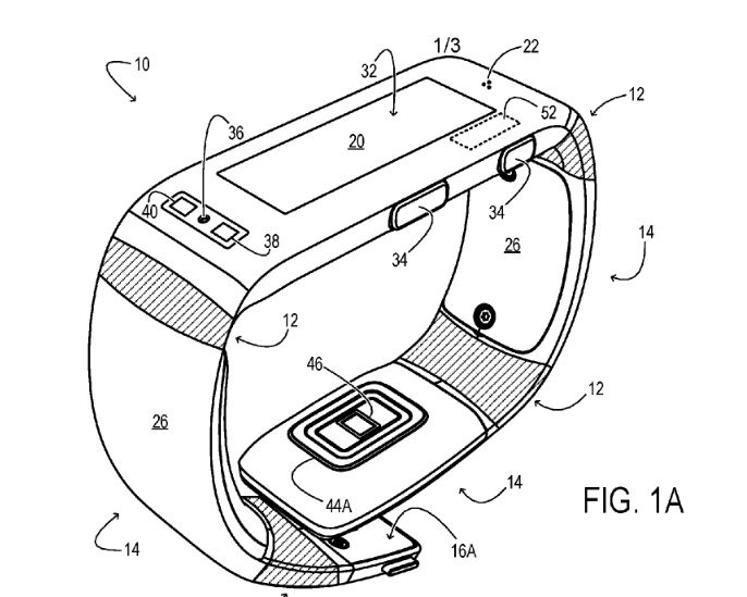 New Microsoft Band Model Could Still Launch, Patents Indicate