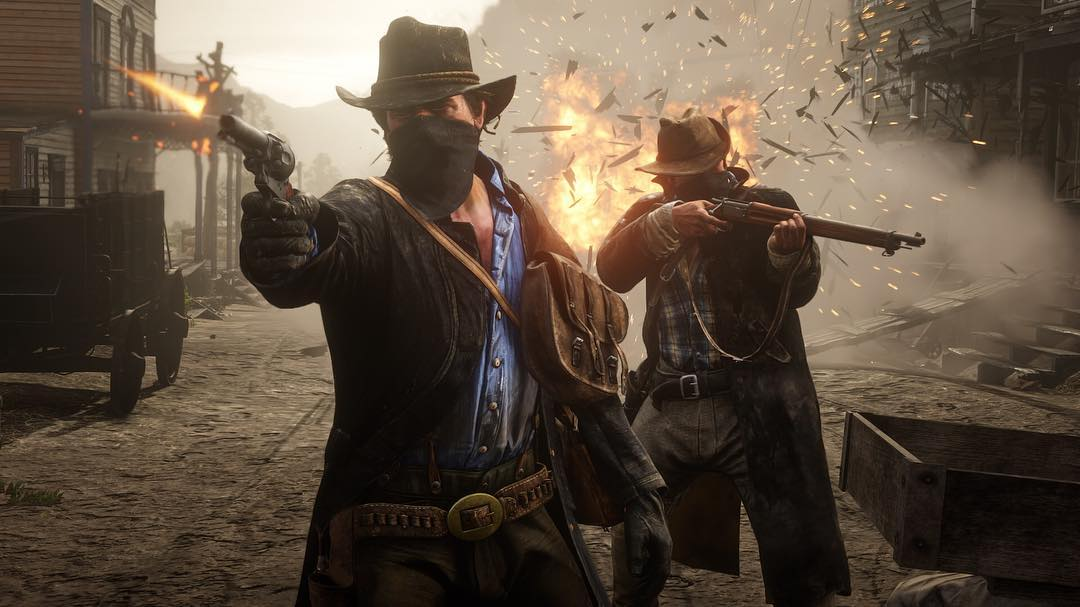 New And Stunning Red Dead Redemption 2 Screenshots Released