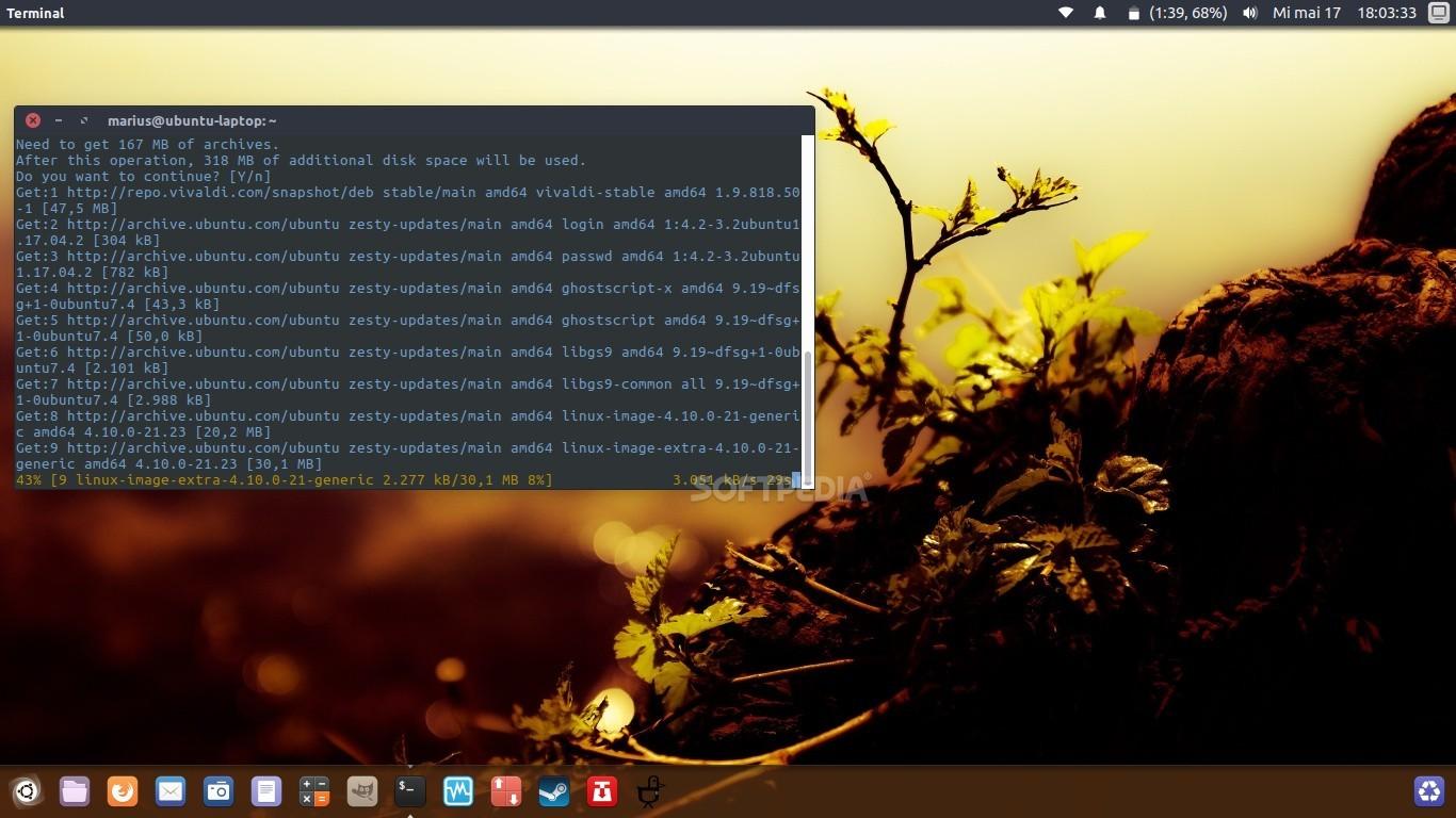 New systemd Vulnerability Affects Ubuntu 17.04 and Ubuntu 16.10, Update Now