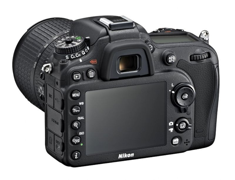 Nikon D5200 and D7100 Receive Firmware 1 03 - Download Now