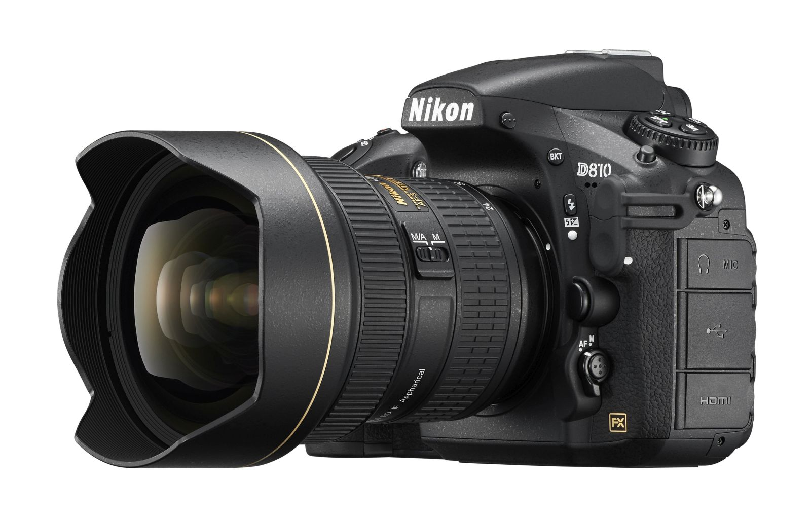 Nikon D810 Camera Receives Firmware 1 10 - Download and