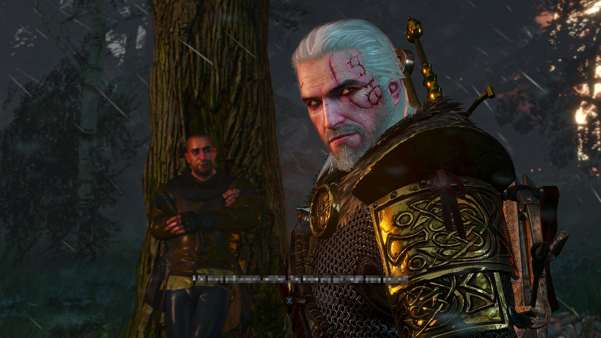 No Pre-Load for The Witcher 3: Hearts of Stone, Patch 1 10