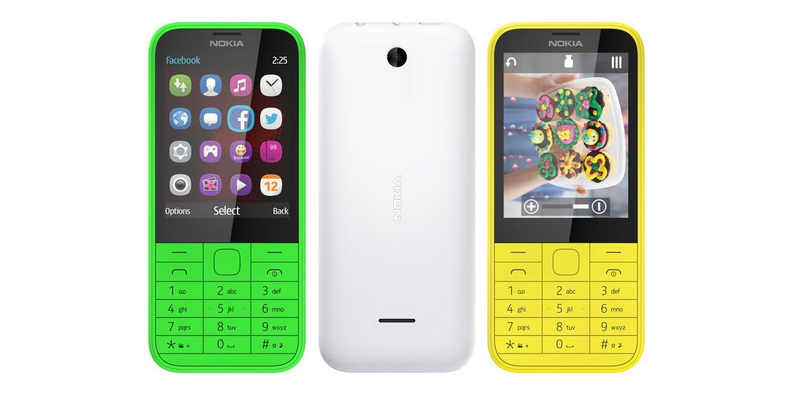 Nokia 220 and Nokia 225 Software Update Adds Opera Mini and