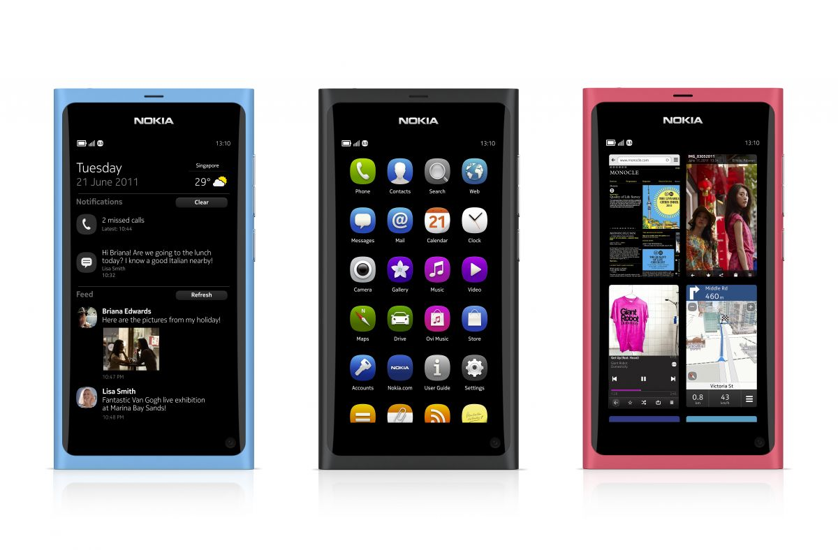 Nokia Nseries Could Be Resurrected New Mid Range Smartphone To Be Unveiled