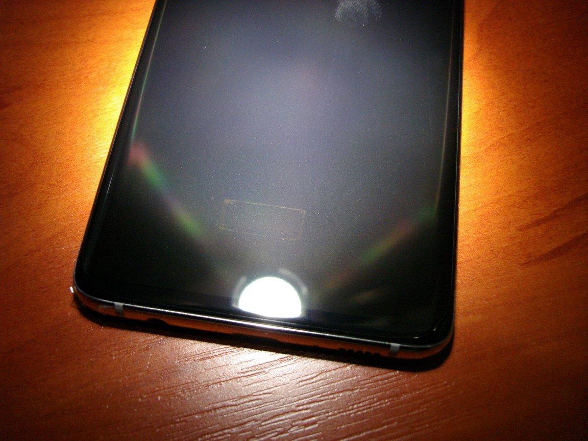 Once You See It: Samsung Galaxy S10 Ultrasonic Fingerprint
