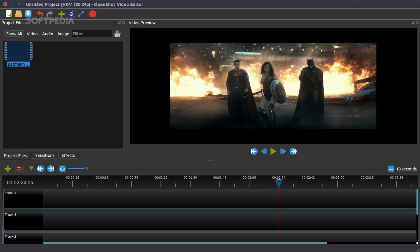 42d7457f4c Openshot Video Editor 2.0.6 Beta 3 Is a Massive Release