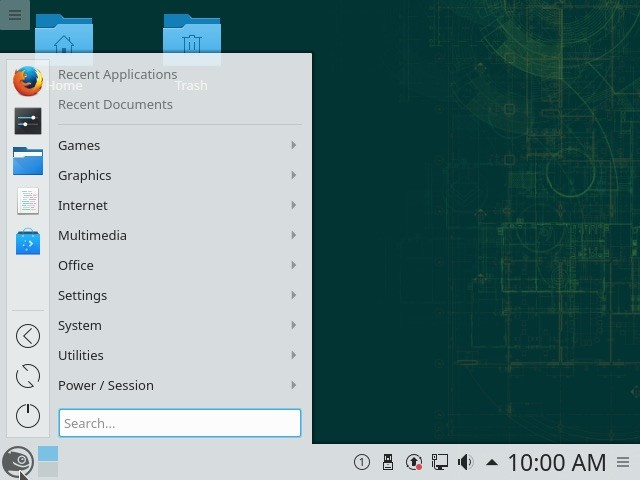 opensuse leap 15