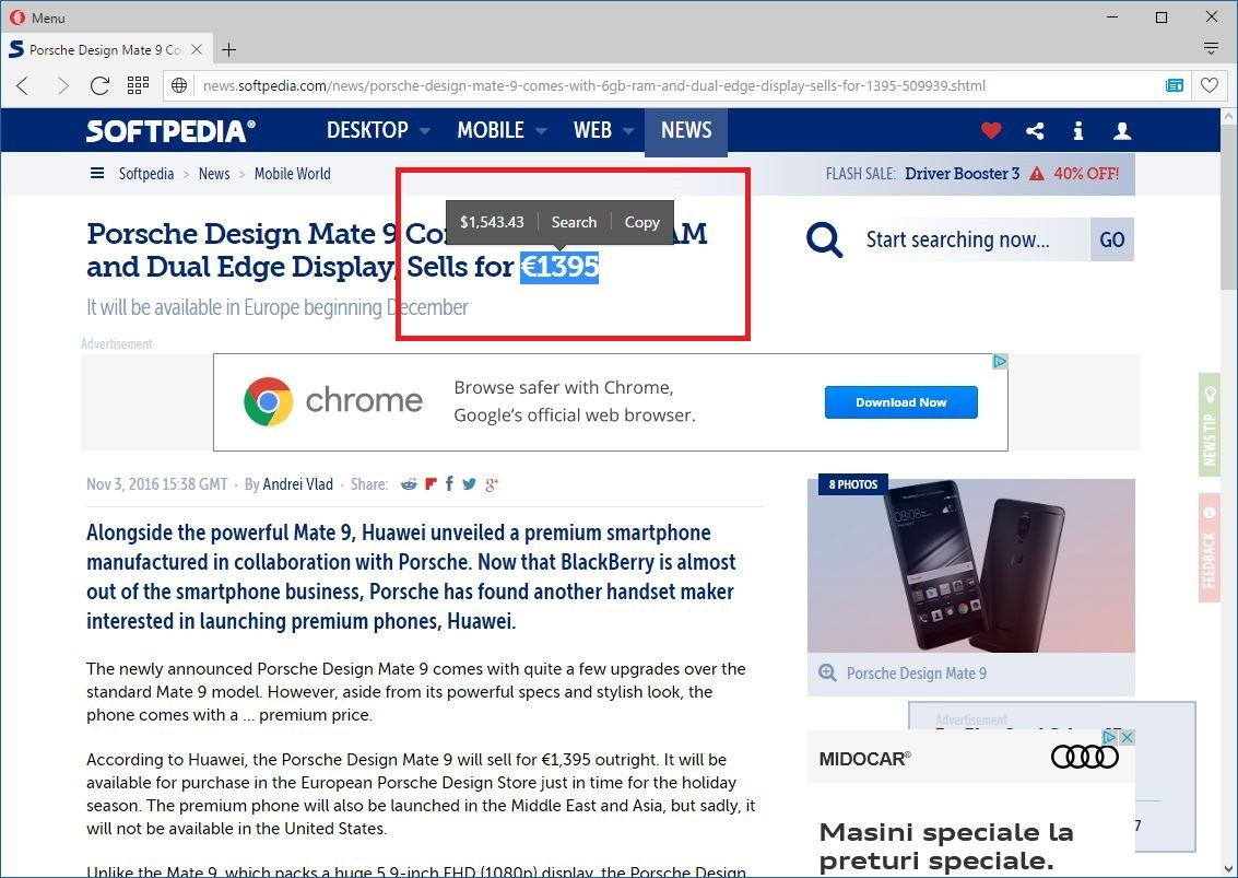 Opera 42 Gets a Feature That Every Browser Should Have
