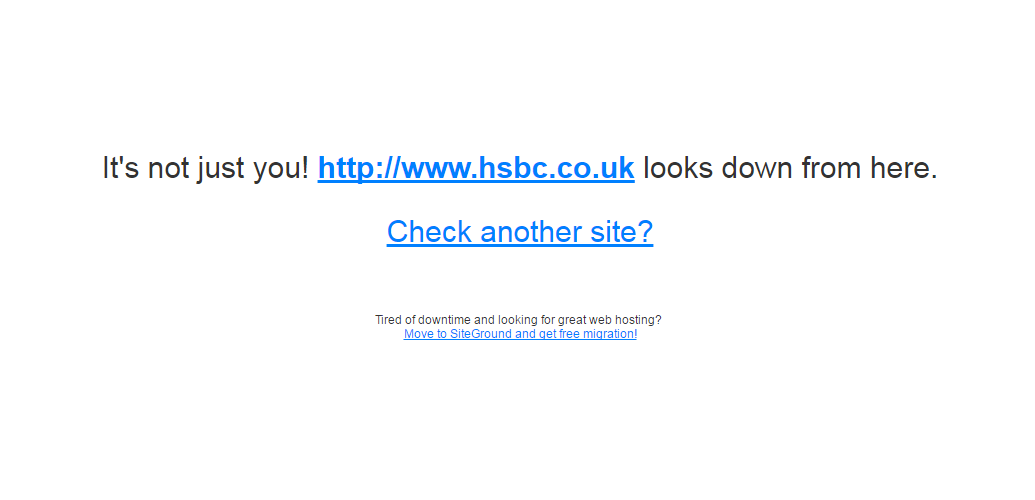 OurMine Hackers Attack HSBC, Stop a Few Hours Later, After