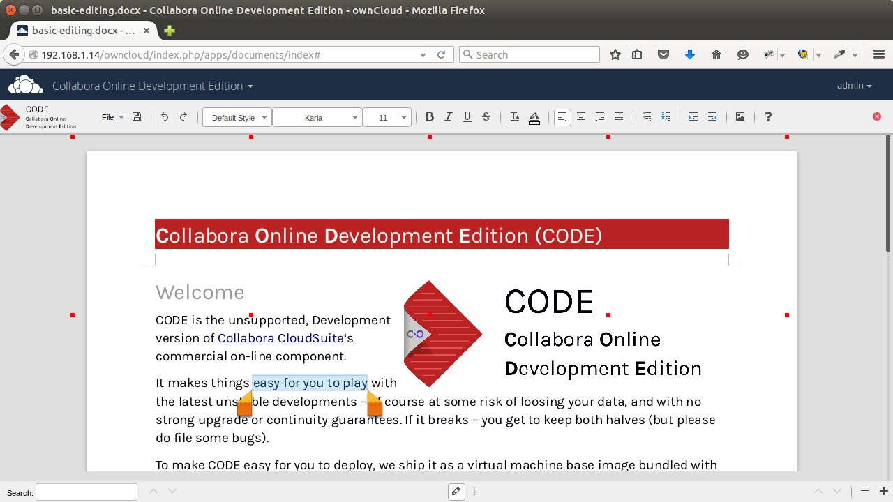 CODE 4.2.0 Released with fresh User Interface