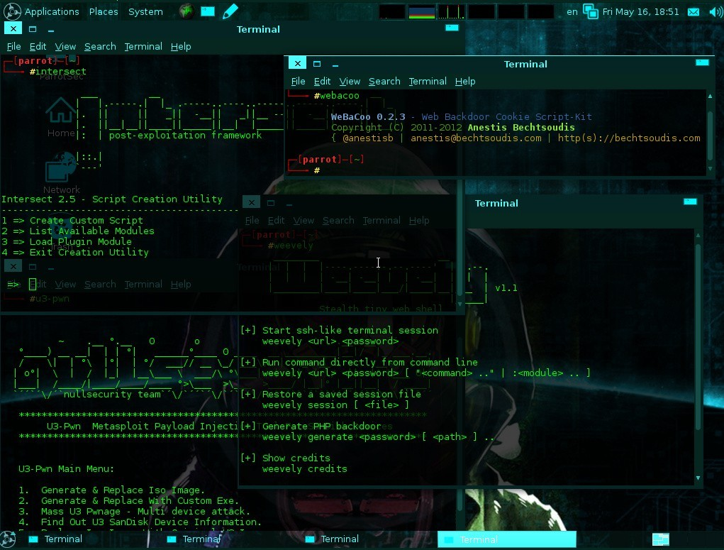 Parrot Security OS 3 0 Ethical Hacking Distro Is Out, Now