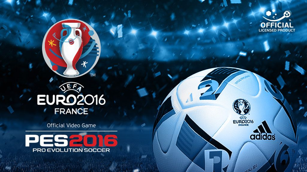 8a458d381d PES UEFA Euro 2016 Content Will Have 15 Licensed Teams